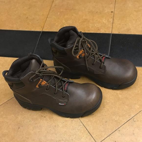 4c70ca0fe1d Wolverine Merlin 6 Waterproof Composite-toe boot